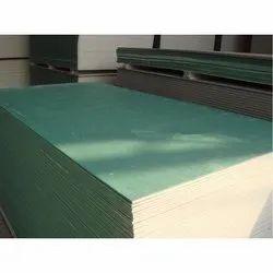 Moisture Resistant Gypsum Board, Rectangular