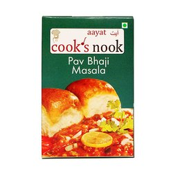 Cook's Nook Pav Bhaji Masala, Packaging Size: 100 G, Packaging Type: Box