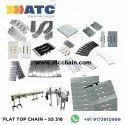 Flat Top Chain - 101mm
