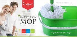Refilable Single Bucket Spinning Mop