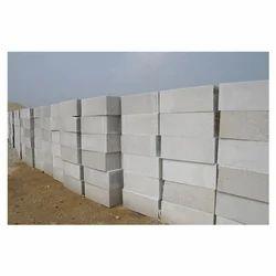 Rectangular AAC Block, Size: 24 x 8 x 6 inch