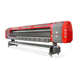 Head Flex Printing Machine