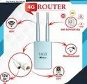 4g Router With Lan Port For All Sim Network Weatherproof