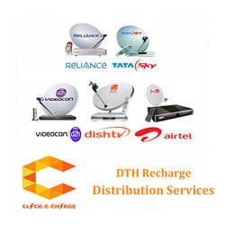 DTH Recharge Distribution Services