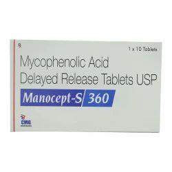 Mycophenolic Acid Delayed Release Tablets