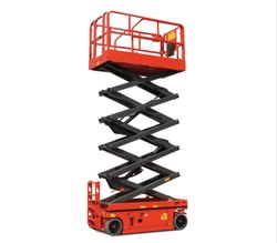 Cross Scissor Lift