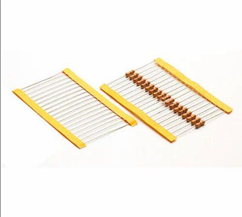 Zero Ohm Tape Jumper Resistor Cermet Resistronics Private