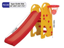 Indoor GIRAFFE SLIDE