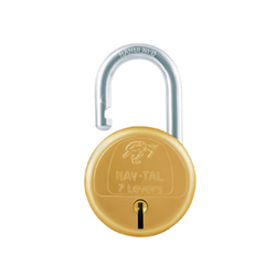 Godrej Nav-Tal 7 Lever Hardened Pad Lock