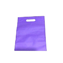 Purple D Cut Bag