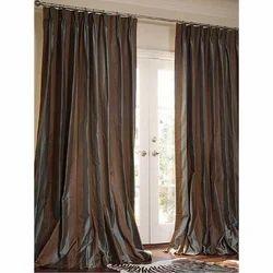 D decor Silk curtains