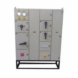 Mild Steel Rectangular Fabricated Control Panel Box