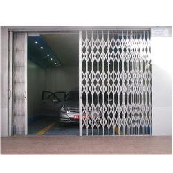 Hydro Stainless Steel Luxury Car Elevator