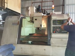 Make-Yang Taiwan MV 1200 Year -1999 Vertical Machine Center Working Size 10000x550x610