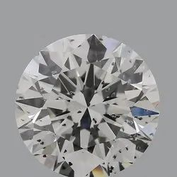 2.03ct IGI Certified Diamond CVD G SI2 Round Brilliant Cut Type2A