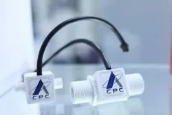 CPC Helical Flow Meter