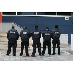 Unarmed Male Commercial Security Service, in Local