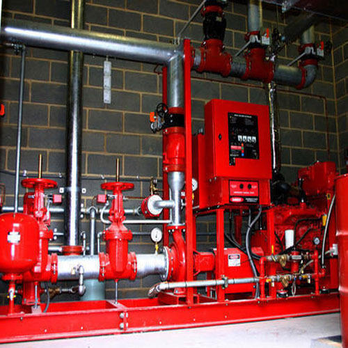 Systems Fire Fighting System Manufacturer From Mumbai