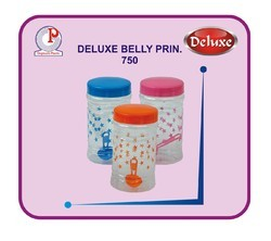 Deluxe Belly Print Jar 750