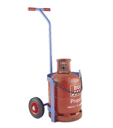 Cylinder Trolleys - LPG Trolley Manufacturer from Pune