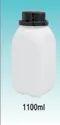 HDPE Square Jar