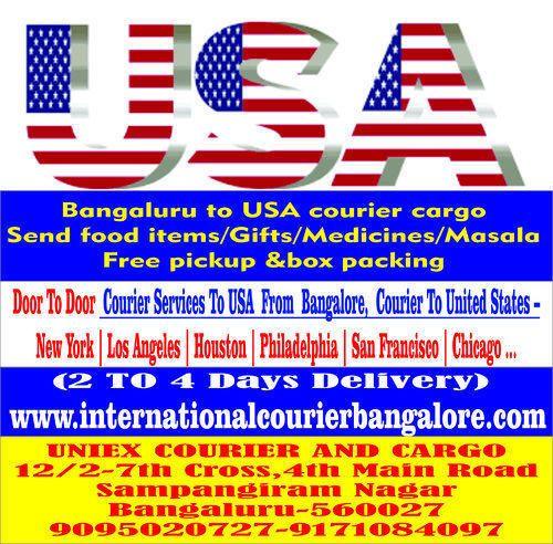 Dhl Fedex Usa Uk Courier Cargo International Courier Services Uniex Courier And Cargo Bengaluru Id 14945125262