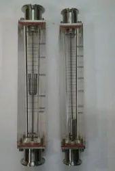 Tricular Type Rotameter Acrylic Body