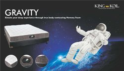 Kingkoil Gravity Mattresses