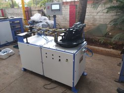 Pipe Bending Machine with PLC/NC control