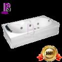 Adan Acrylic Jacuzzi Massage Bathtub