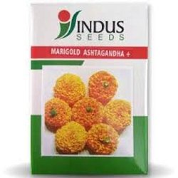 Ashtaganda- Kolkatta Type Best Quality Marigold Seeds, Packaging Type: Packet