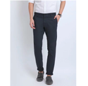 JDC Casual Check Trouser Blue