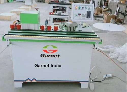 Edge Banding Machine With Trimming/Buffing And End Cutting Functions