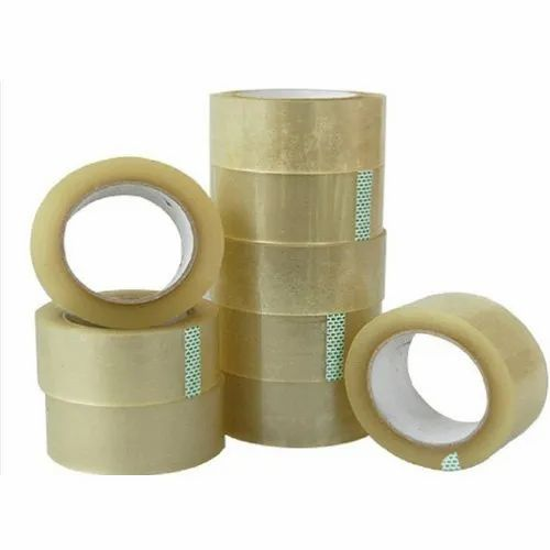 MR Tape 3 30 M BOPP Transparent Tape, Packaging Type: Roll