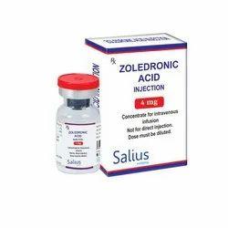 Bomeza Zoledronic Acid 4 mg Injection