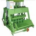Egg Laying Cement Block Making Machine