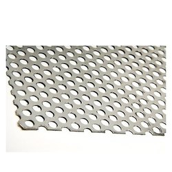 SS 316L Perforated Sheet