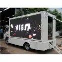 Mobile Promotional Van
