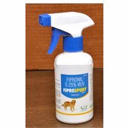 Medicine Grade Fipronil Spray (0.25% w/v 100 mL), for Parasite Drugs