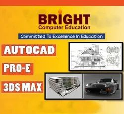 3d Full Time AutoCAD Training With Placement, Morning 10 To Evening 9 Pm, In Vadodara