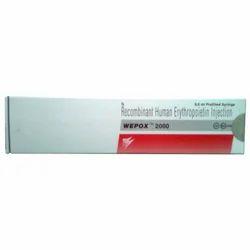 Wepox 2000  Injection