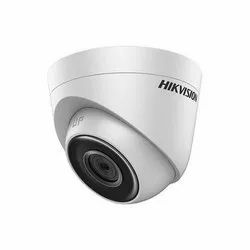 90 Deg 2 MP Hikvision CCTV Dome Camera, For Indoor Use