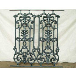 European Cast Iron Railing