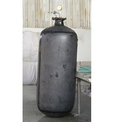 FRP Pressure Bladder Vessel