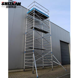 Rolling Aluminium Scaffold Tower