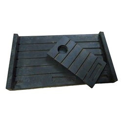 Groove Rubber Pad