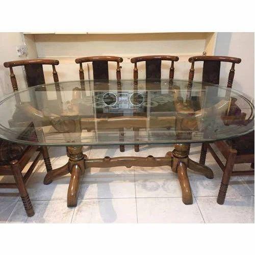 Designer Furniture Decorative Dining Table Rs 32000 Set Designer Furniture Id 19178974033