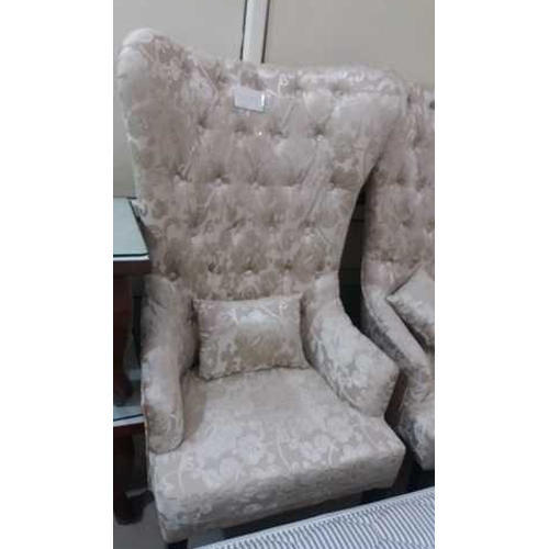 High Back Designer Sofa Chair