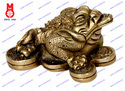 Paper Weight Frog