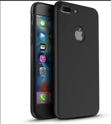 Luxury Back Matte Soft Silicon Case for